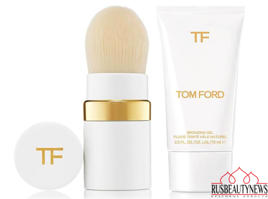 Tom Ford Summer 2017 Soleil Collection bronzer and gel