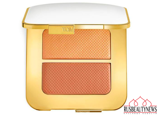 Tom Ford Summer 2017 Soleil Collection highlighter
