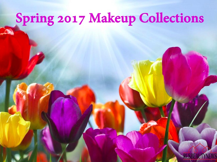 Spring 2017 Makeup Collection