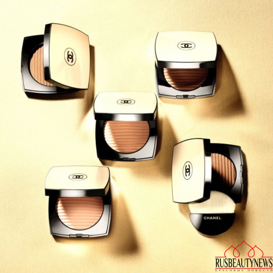 Chanel Les Indispensables de L'Ete Collection for Summer 2017 powder
