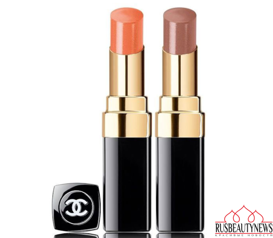 Chanel Les Indispensables de L'Ete Collection for Summer 2017 rouge coco