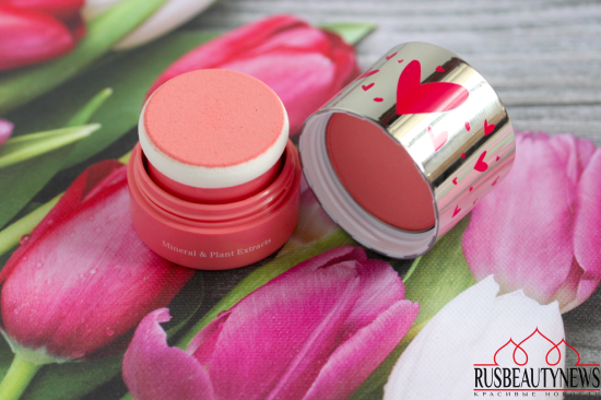 Clarins Skin Illusion Blush 01 Luminous pink Review
