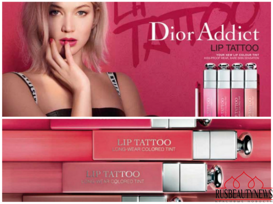 Dior Addict Lip Tattoo