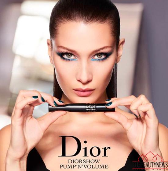 Dior Diorshow Pump 'N' Volume Mascara обзор