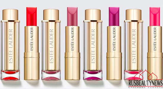 Estee Lauder Pure Color Love Lipstick color1