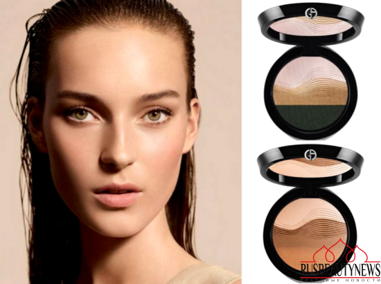 Giorgio Armani Life is a Cruise Makeup Collection Summer 2017