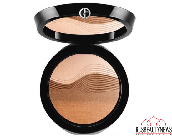 Giorgio Armani Life is a Cruise Makeup Collection Summer 2017 bronzer