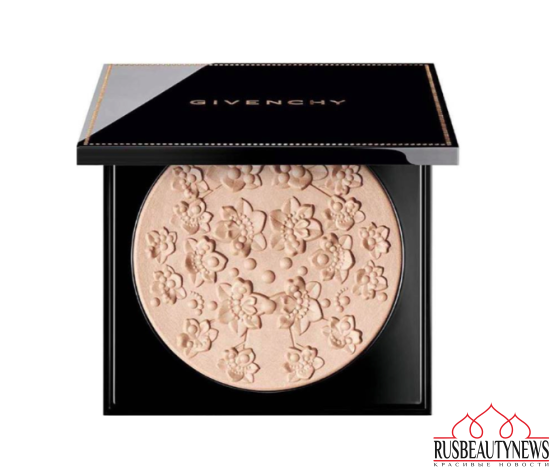 Givenchy Gypsophila Les Saisons Summer 2017 Collection powder