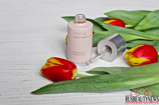 Sensai Cellular Performance Lifting Radiance Concentrate Review