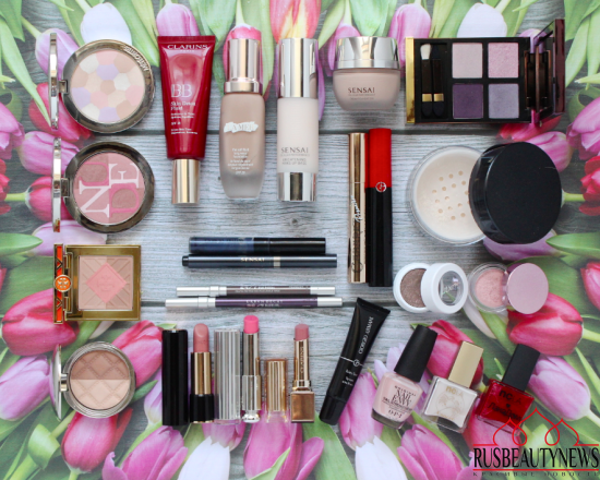 favorites march makeup