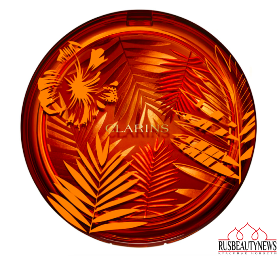 Clarins Summer Bronze Makeup Collection 2017 bronzer