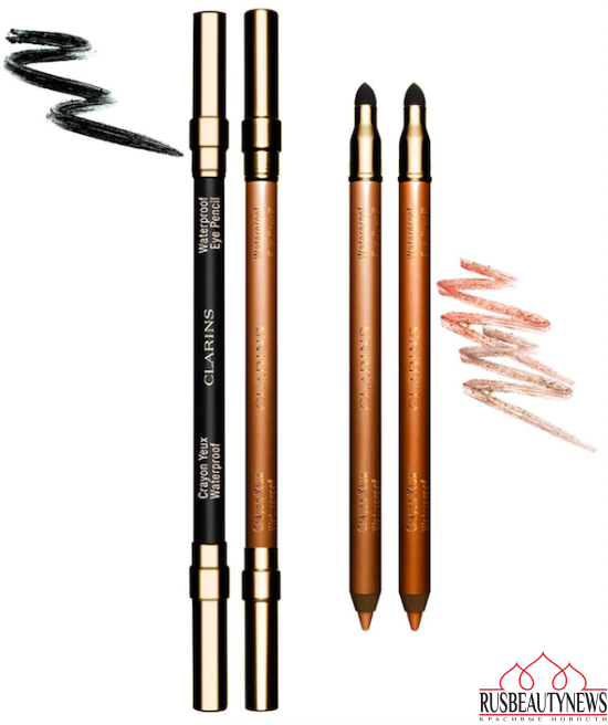Clarins Summer Bronze Makeup Collection 2017 eyepencil