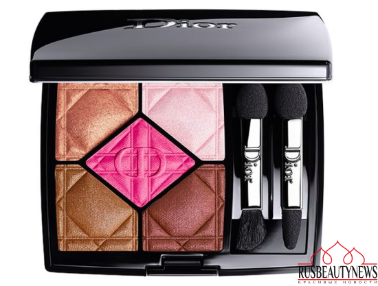 Dior Care & Dare Summer 2017 Makeup Collection eyeshadow