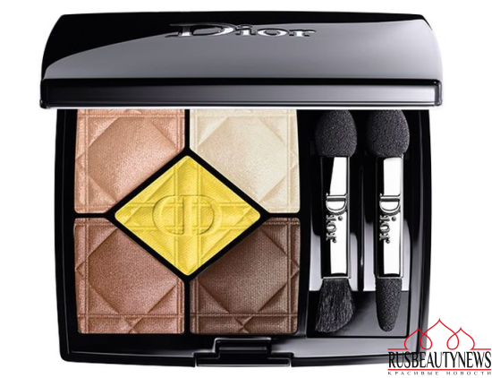 Dior Care & Dare Summer 2017 Makeup Collection eyeshadow2