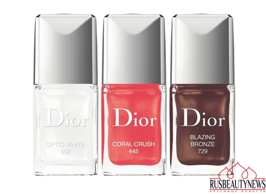 Dior Care & Dare Summer 2017 Makeup Collection nail color