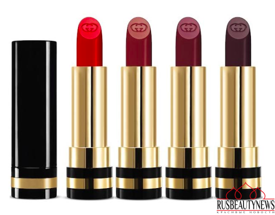 Gucci Sheer Lipstick Collection color2