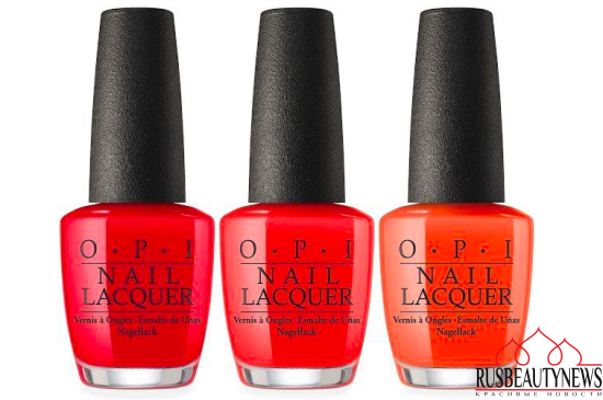 OPI California Dreaming Summer 2017 Collection color3