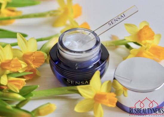 Sensai Cellular Perfomance Extra Intensive Eye Cream.