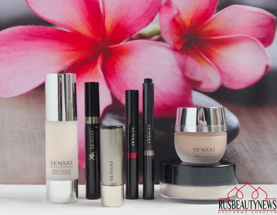 Sensai cosmetics отзыв