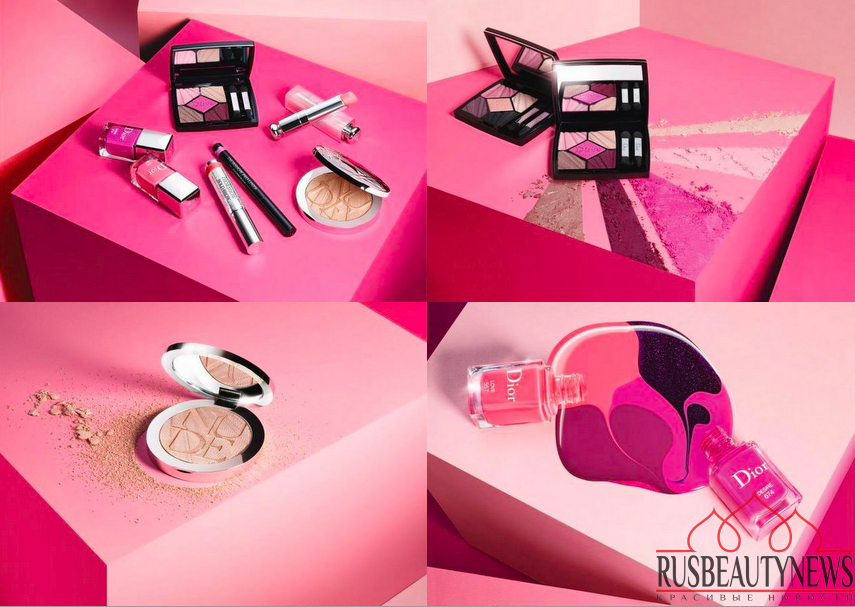 Dior make up 2018